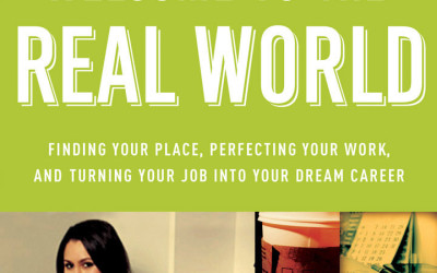 """Consiglio di lettura per l'estate: """"Welcome to the real world"""" di Lauren Berger."""