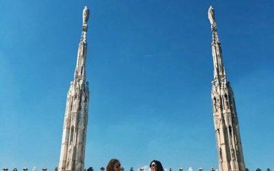 Summer internship in Milan: Dafne's experience