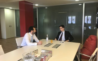 Andrej Mirovic: a summer internship experience at Schroders
